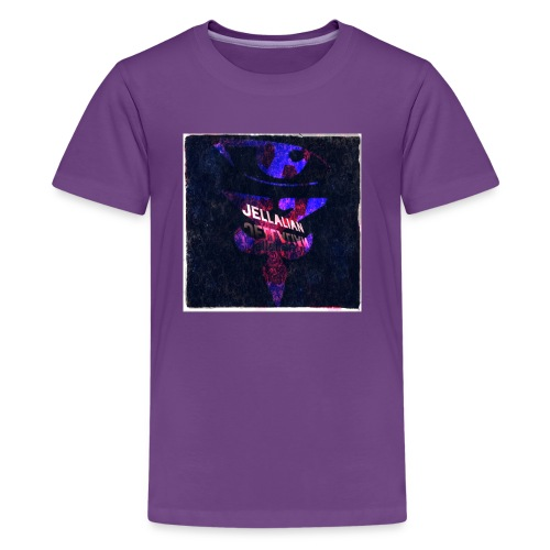 JELLALIAN OFFICIAL(COLOR BLAST EDITION) - Kids' Premium T-Shirt