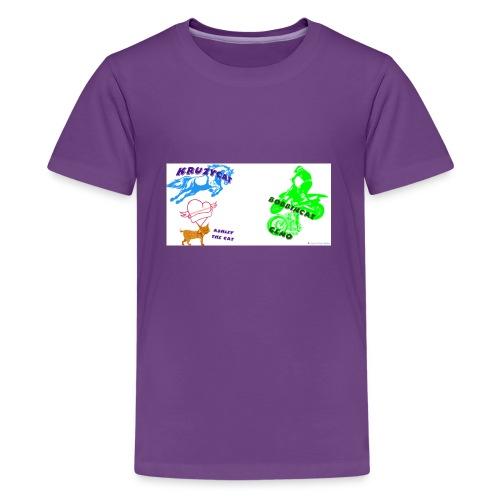 The sqaud merch - Kids' Premium T-Shirt