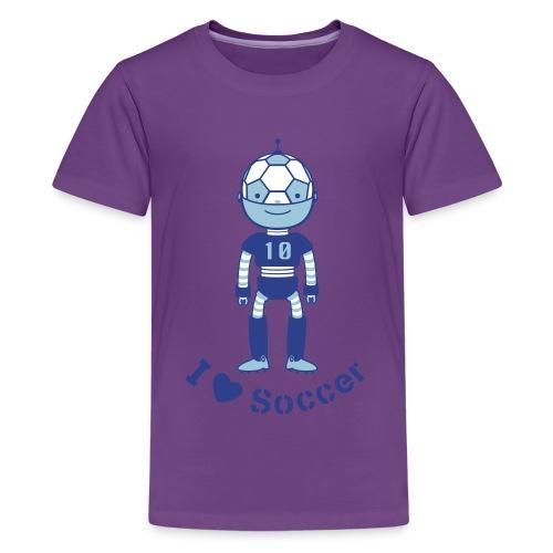 Soccer - Kids' Premium T-Shirt