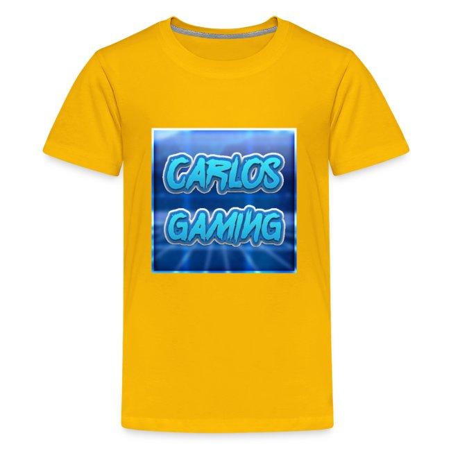 Carlos Gaming merchandise