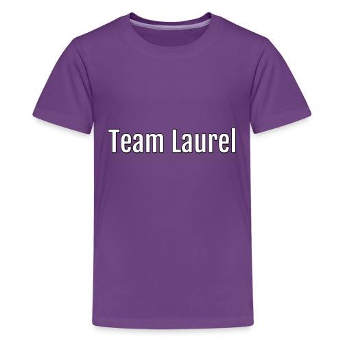 team laurel - Kids' Premium T-Shirt