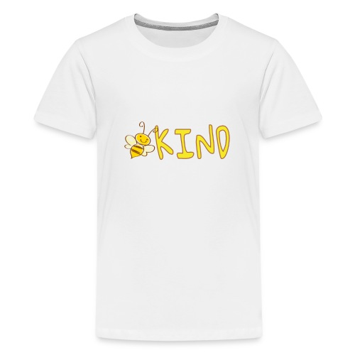 Be Kind - Adorable bumble bee kind design - Kids' Premium T-Shirt