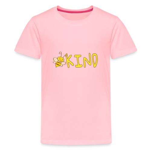 Be Kind - Adorable bumble bee kind design - Kids' Premium T-Shirt