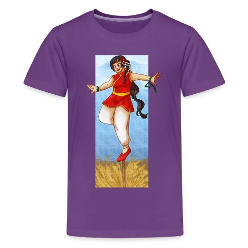 Scarecrow - Kids' Premium T-Shirt