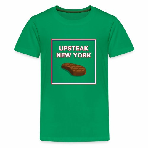 Upsteak New York | July 4 Edition - Kids' Premium T-Shirt