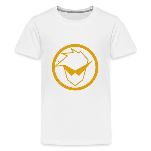FG Phone Cases (Pure Clean Gold) - Kids' Premium T-Shirt
