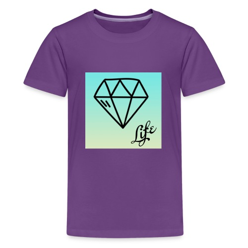 diamond life - Kids' Premium T-Shirt