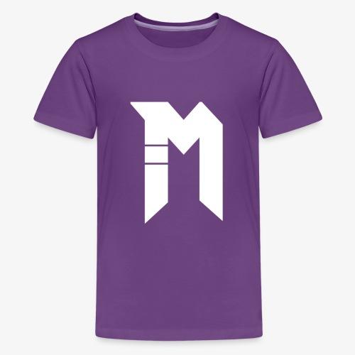 Bestsellers white logo - Kids' Premium T-Shirt