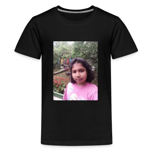 Tanisha - Kids' Premium T-Shirt
