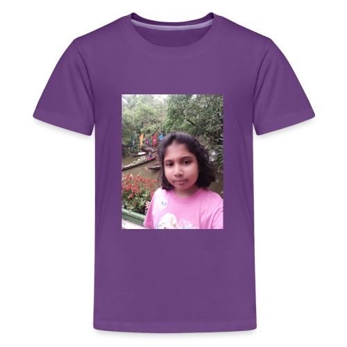 Tanisha - Kids' Premium T-Shirt