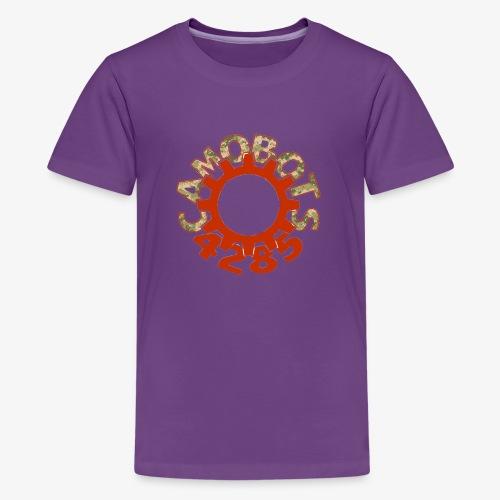 camo logo new - Kids' Premium T-Shirt
