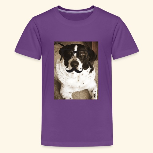 Old Pongo - Kids' Premium T-Shirt