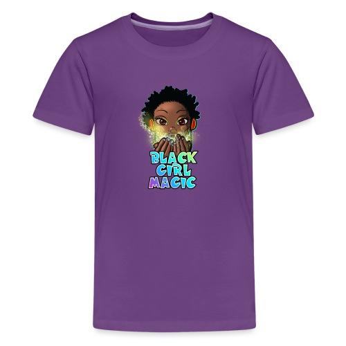 Black Girl Magic - Kids' Premium T-Shirt