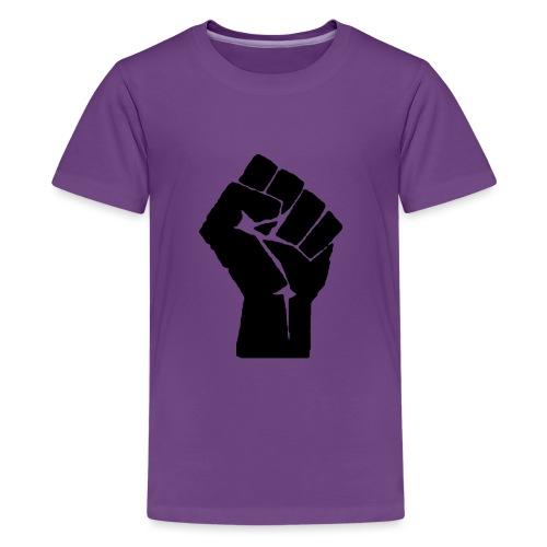 team riot logo - Kids' Premium T-Shirt