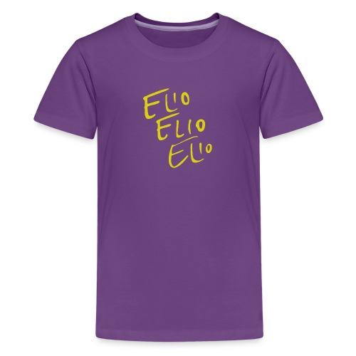 Elio Talking Heads Shirt - Kids' Premium T-Shirt