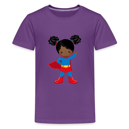 SUPER SIMONE - Kids' Premium T-Shirt