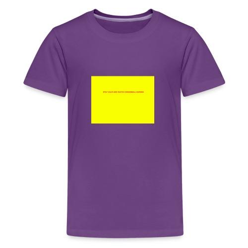 dodgeball gaming - Kids' Premium T-Shirt