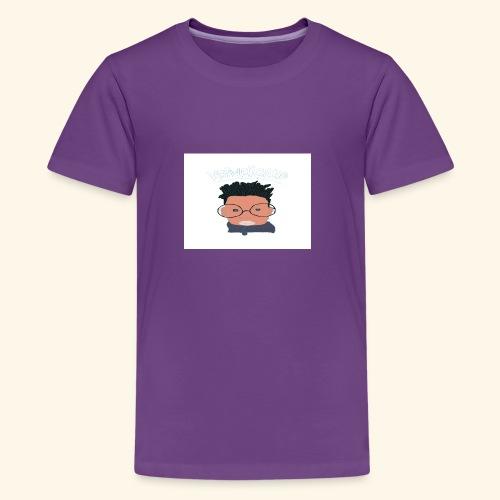 weiweigang logo edit - Kids' Premium T-Shirt