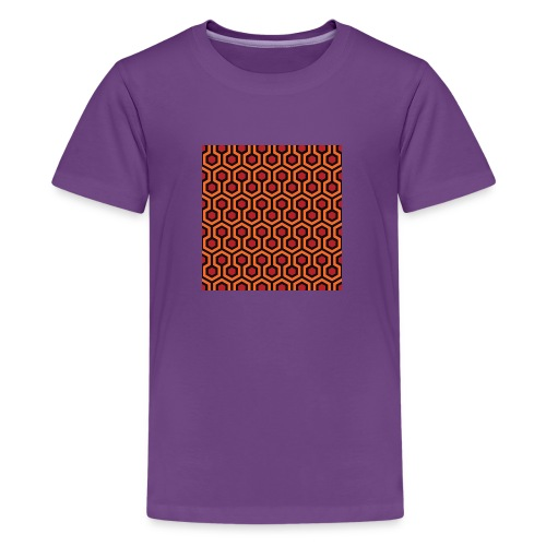The Shining pattern - Kids' Premium T-Shirt