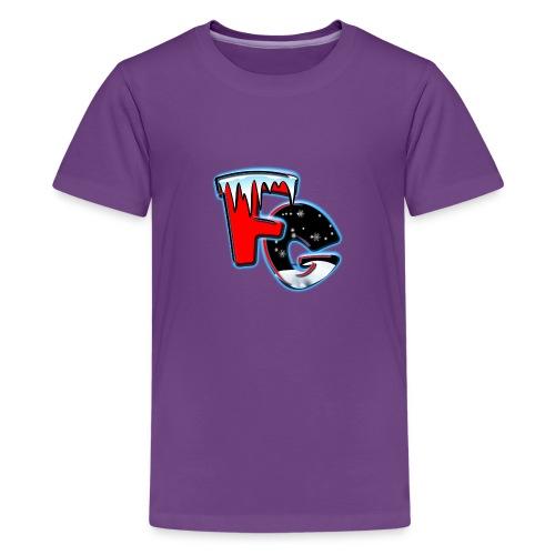 New Freezer Gang LOGO - Kids' Premium T-Shirt