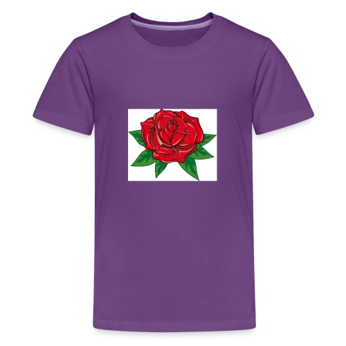 Rose Love Series 3 - Kids' Premium T-Shirt