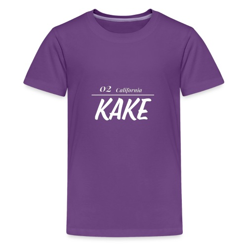 02 California KaKe - Kids' Premium T-Shirt