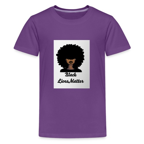 Black lives matter - Kids' Premium T-Shirt