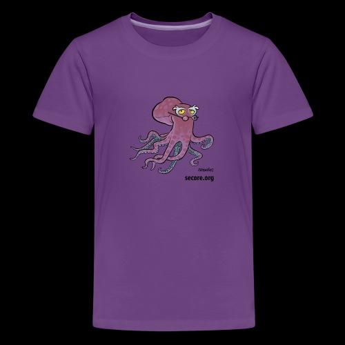 Doc Kraken - Kids' Premium T-Shirt