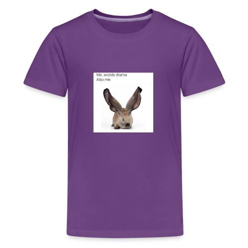 Drama Meme - Kids' Premium T-Shirt