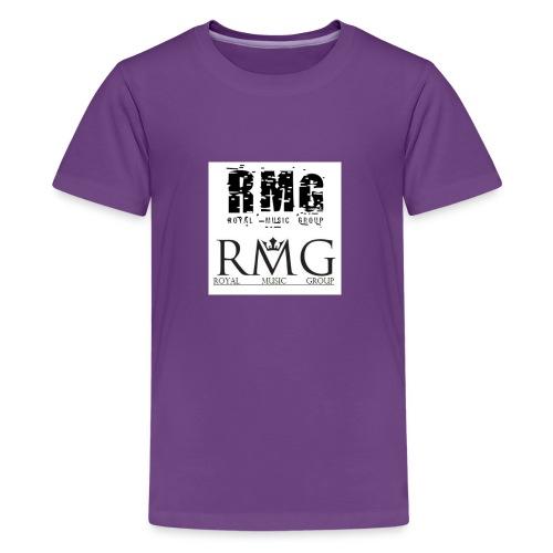 R.M.G.(Royal Music Group) - Kids' Premium T-Shirt