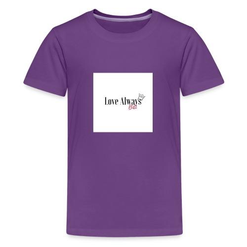 Love Always, Bibi - Kids' Premium T-Shirt