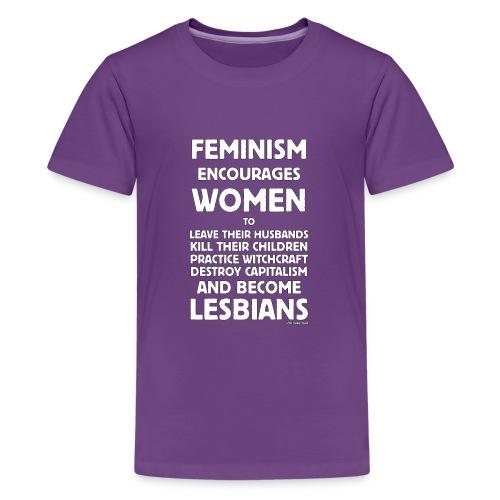 feminism1 - Kids' Premium T-Shirt