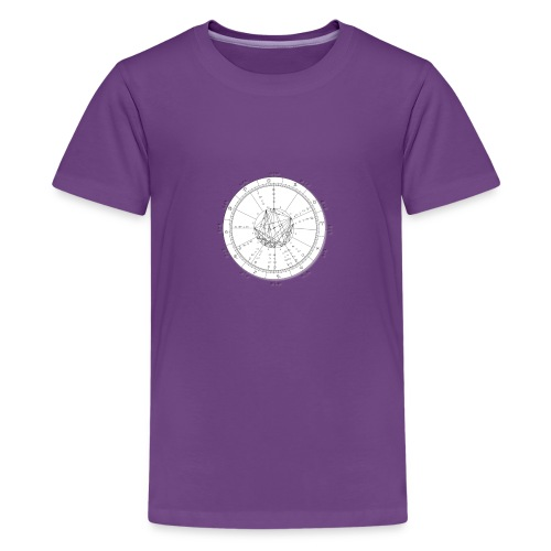 Electional Astrology - Kids' Premium T-Shirt