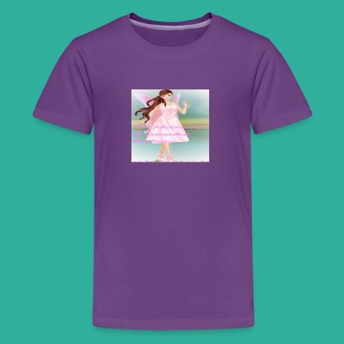 Samantha the Fairy - Kids' Premium T-Shirt