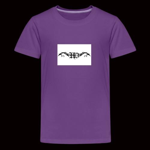 Dragon Wings - Kids' Premium T-Shirt