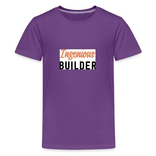 F8F6B071 4206 4D41 B1AB 2458E5D460EC - Kids' Premium T-Shirt