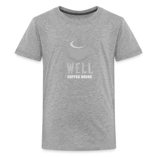 TWCH Verse Gray - Kids' Premium T-Shirt