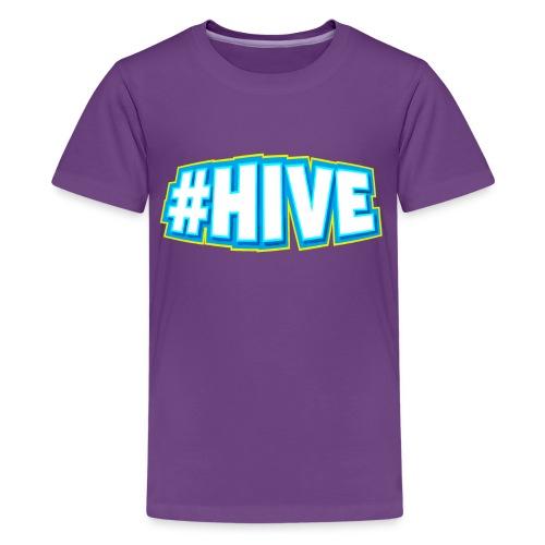 Hashtag Hive png - Kids' Premium T-Shirt