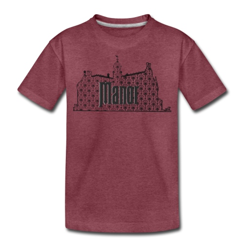 Mind Your Manors - Kids' Premium T-Shirt