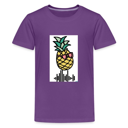 Screenshot 20170429 164910 - Kids' Premium T-Shirt