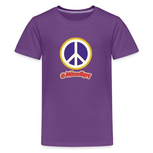 Fillmore Peace Explorer Badge - Kids' Premium T-Shirt