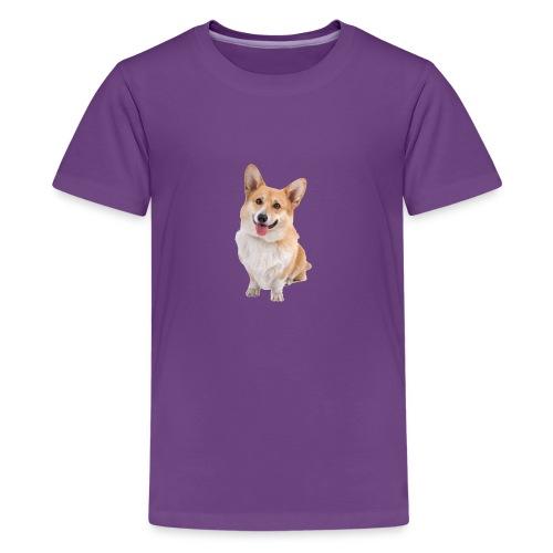 Corgi - Kids' Premium T-Shirt