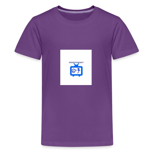 OdogVlogsTv Offical Logo - Kids' Premium T-Shirt