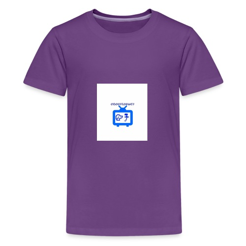 OdogVlogsTv Offical Logo - Kids' Premium T-Shirt