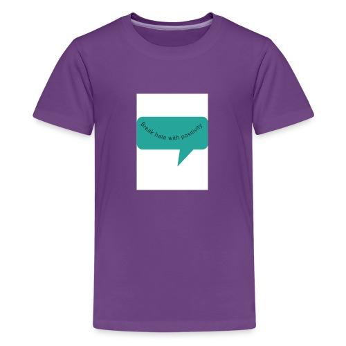 bhwp 1 shirt - Kids' Premium T-Shirt