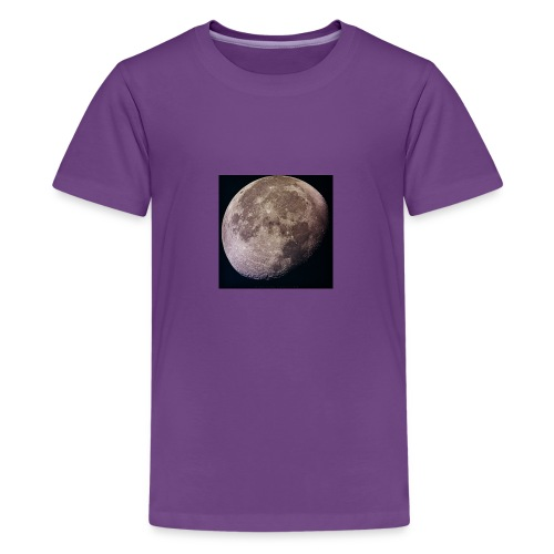 Moon - Kids' Premium T-Shirt
