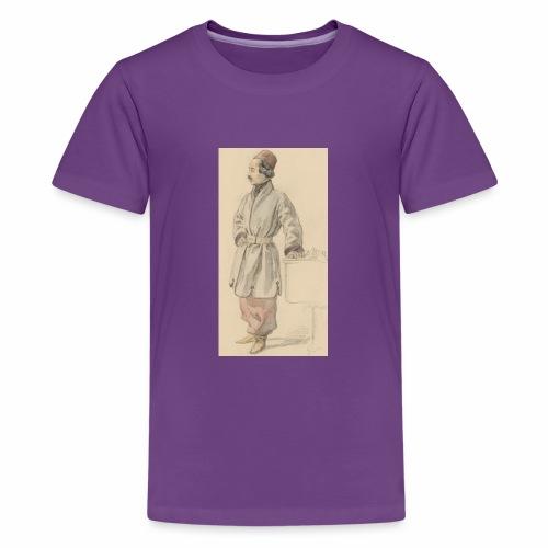 rs portrait sp 01 - Kids' Premium T-Shirt