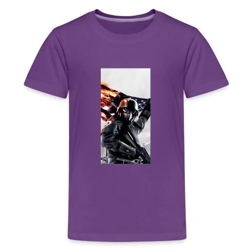 Tanker phone case - Kids' Premium T-Shirt