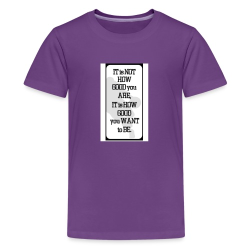 Sports - Kids' Premium T-Shirt