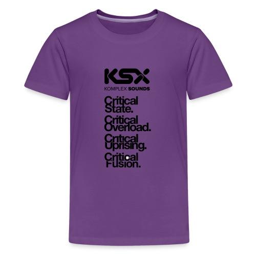 Komplex Labels - Kids' Premium T-Shirt